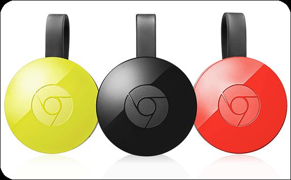 Rogers Chromecast Promo
