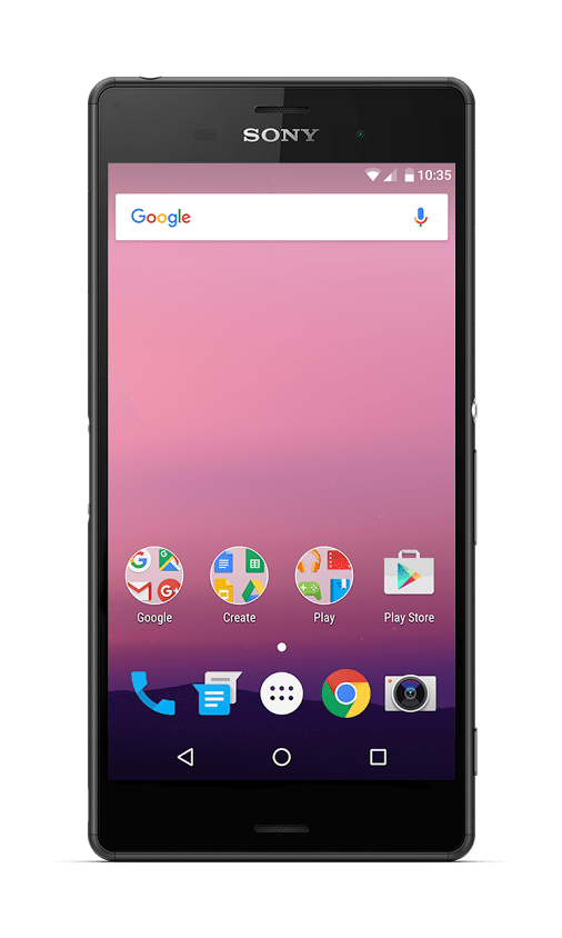 Xperia Z3 Android N