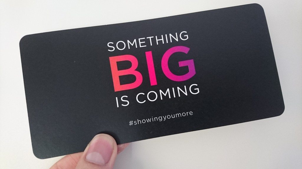 Sony Says Something Big Is Coming! (UPDATED) - - Android in Canada ...