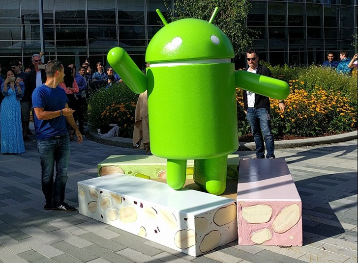 android_nougat_statue