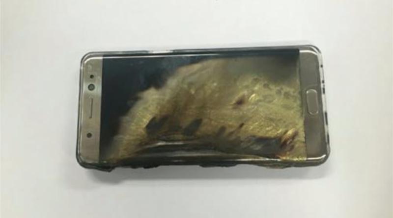 a-burned-samsung-galaxy-note7-unit