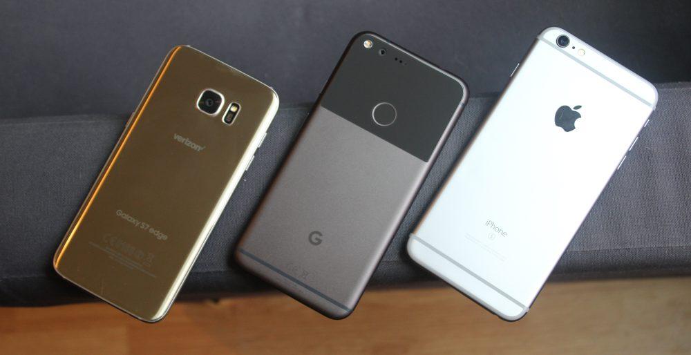 iphone7galaxys7pixel