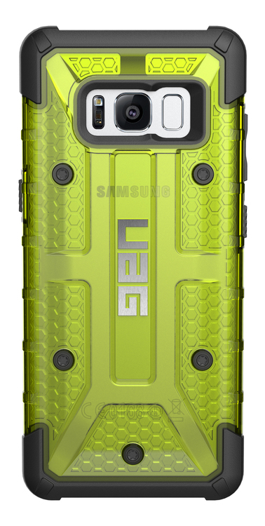 lowest price ebd98 f7391 New Samsung Galaxy S8 Case Renders Confirm Iris Scanner - - Android ...