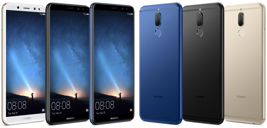 Huawei Mate 10 Lite with 18:9 Aspect Ratio Leaks Out - - Android in